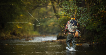 How Fly Fishing Can Relax the Mind