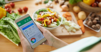 Best Lunch Recipe Apps with Calorie Counter