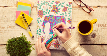 🎨 Relax Your Body & Mind with The Best Coloring Book Apps
