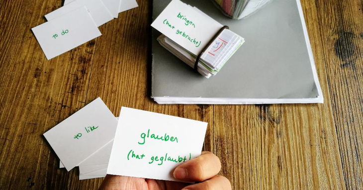 Flashcards & Effective Learning: Here's Why You Need Them