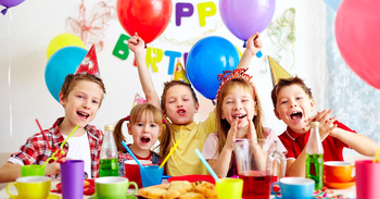 Best Apps to Throw a DIY Kids' Birthday Party