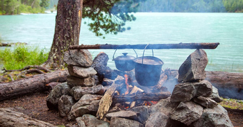 Must-Have Apps for Cooking in the Wilderness