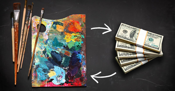 Best Apps to Earn Money by Selling Art as a Small Artist