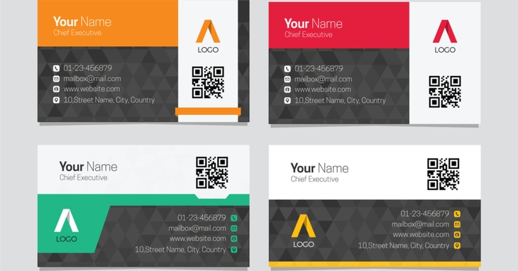 Best 10 apps for designing business cards appgrooves discover best 10 apps for designing business cards reheart Images