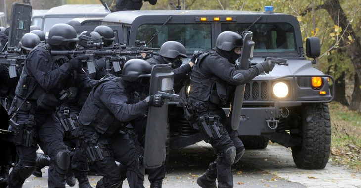 Best 10 SWAT Team Games