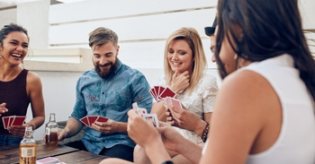 Best 10 Drinking Card Games