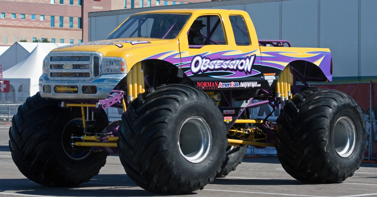 Best 10 Monster Truck Racing Games Last Updated January 5 2021