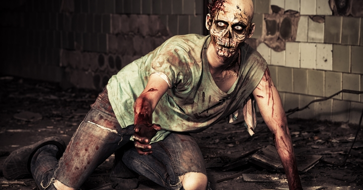 Best 10 Zombie Role Playing Games