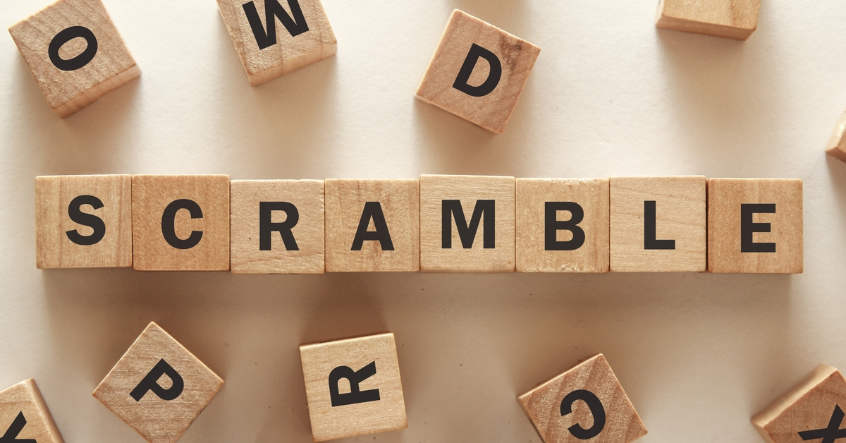 Best 10 Anagram Word Scramble Games Last Updated September 3 2020